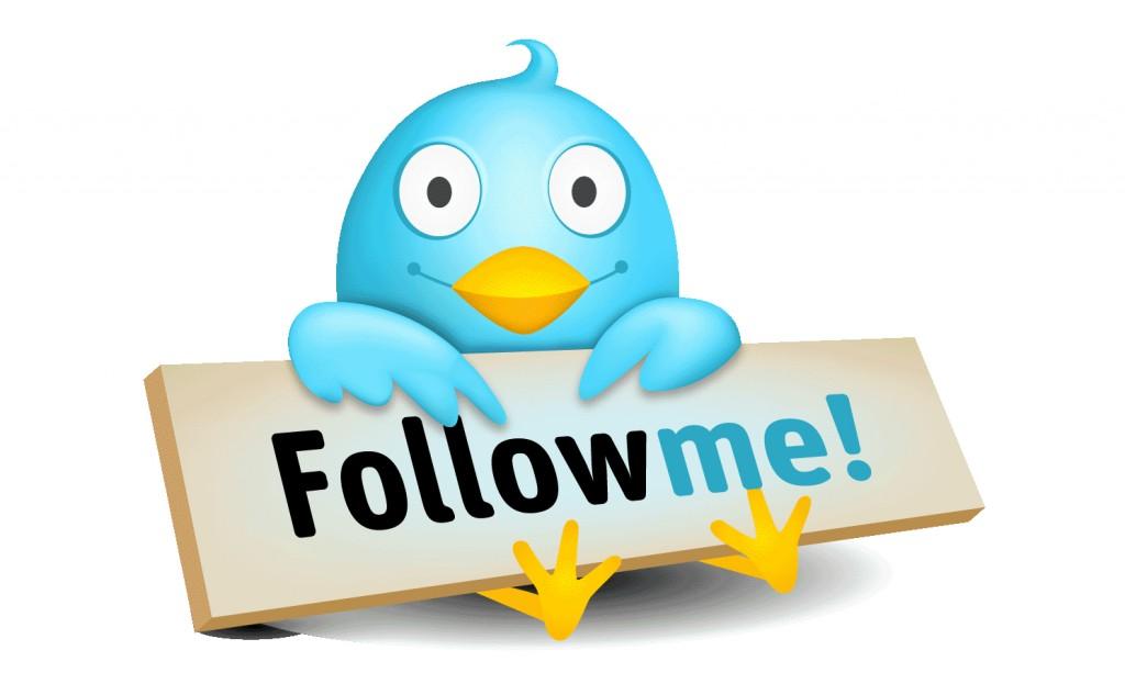Volgers op Twitter